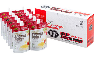 WASPスポーツピューレ/12本入りケース