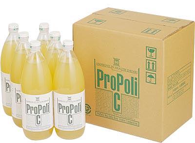 プロポリC 1000ml/6本入りケース