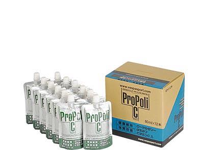 プロポリC 80ml/12本入りケース